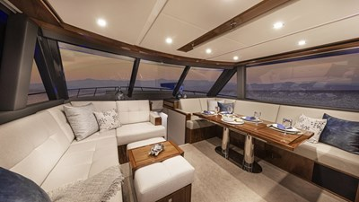 64 sports motor yacht 9 Riviera-64-Sports-Motor-Yacht-Saloon-02-1