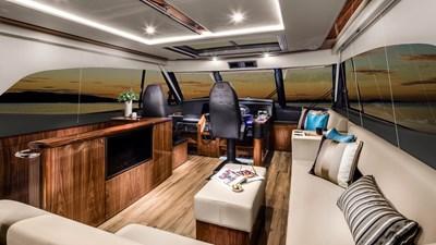 68 sports motor yacht  1 Riviera-68-Sports-Motor-Yacht-Flybridge-01-Gloss-Walnut-Timber-Finish-R