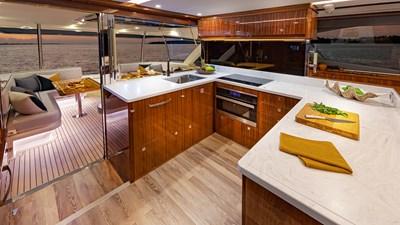 72 sports motor yacht  4 Riviera-72-Sports-Motor-Yacht-Edition-II-Galley-01