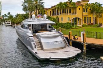 Pershing 90 2007  5 Pershing 90 2007  2007 PERSHING  Motor Yacht Yacht MLS #273270 5