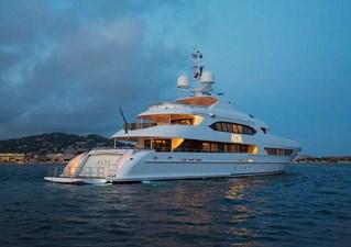 ASYA 1 ASYA 2015 HEESEN YACHTS  Motor Yacht Yacht MLS #273271 1