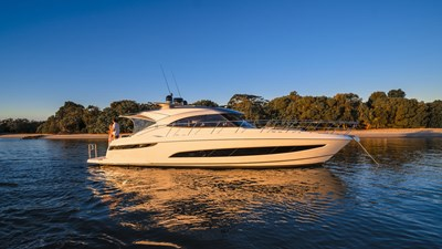 4800 sport yacht series ll platinum  0 Riviera-4800-Sport-Yacht-Series-II-Platinum-Edition-Lifestyle-05