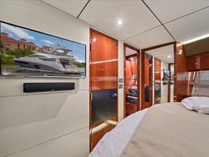 Phoencia 34 Bow VIP Stateroom 3
