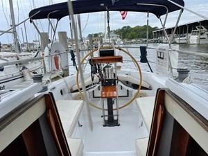 Jubilee 22 22 Cockpit Aft