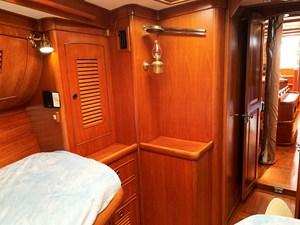SEQUOIA 13 Forward Cabin,  Starboard Side Aft