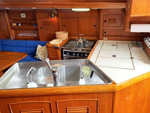 SEQUOIA 18 Galley Outboard