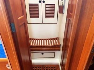 SEQUOIA 15 Shower Stall