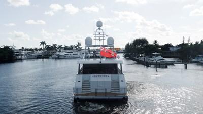 PATRIOT 1 PATRIOT 2005 BURGER Raised Pilothouse Motor Yacht Yacht MLS #273285 1