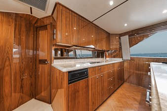 Whirlwind 8 Galley
