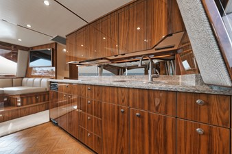 Whirlwind 9 Galley