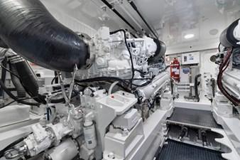 Whirlwind 57 Engine Room