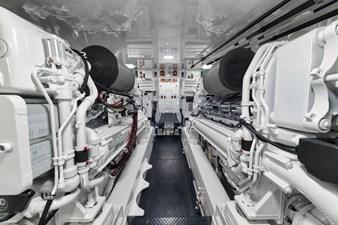 Whirlwind 64 Engine Room