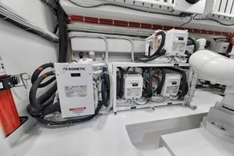 Whirlwind 65 Engine Room
