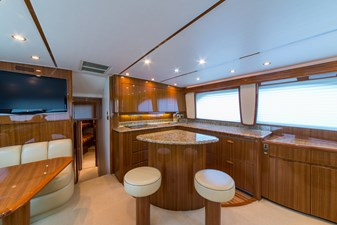 SEA N DOUBLE 6 Galley