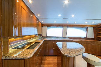 SEA N DOUBLE 7 Galley