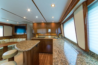 SEA N DOUBLE 9 Galley