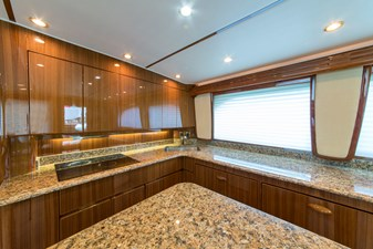 SEA N DOUBLE 10 Galley