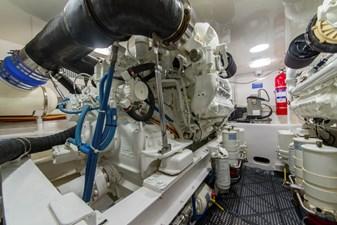 SEA N DOUBLE 39 Engine Room