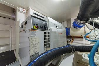 SEA N DOUBLE 41 Engine Room
