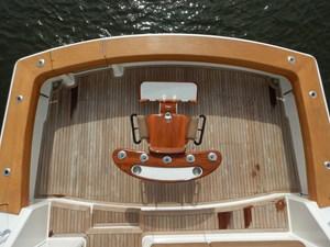 SEA N DOUBLE 35 Cockpit