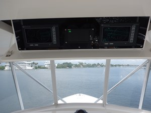 SEA N DOUBLE 30 Flybridge Electronics