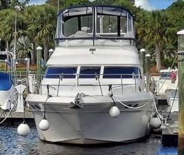 Foxsea Lady 2 1003 Sea Ray 400 Bow