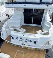 Foxsea Lady 8 1010 Sea Ray 400 Cockpit
