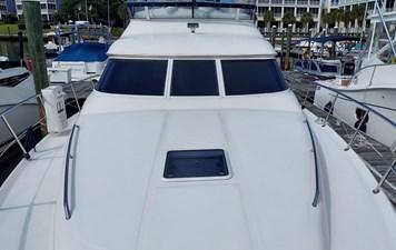 Foxsea Lady 14 1019 Sea Ray 400 Foredeck