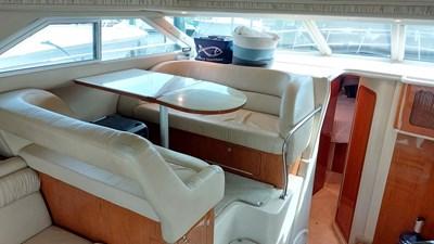 Foxsea Lady 22 1031 Sea Ray 400 Dinette