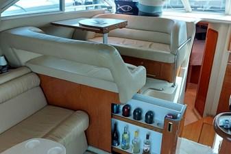 Foxsea Lady 23 1032 Sea Ray 400 Dinette