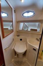 Foxsea Lady 38 1050 Sea Ray 400 Head