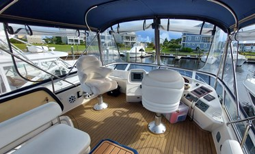 Foxsea Lady 49 1072 Sea Ray 400 Flybridge