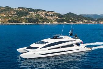 Royal Falcon One 4 Royal Falcon One 2019 ROYAL FALCON FLEET Catamaran Motor Yacht Yacht MLS #273306 4