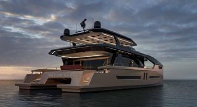 2023 Alva Yachts Ocean ECO 90 2 2023 Alva Yachts Ocean ECO 90 2023 ALVA YACHTS Ocean ECO 90 Catamaran Yacht MLS #273313 2