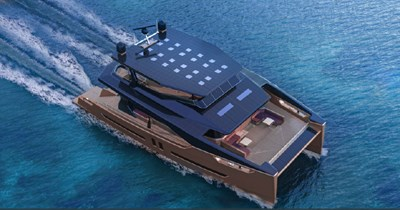 2023 Alva Yachts Ocean ECO 90 3 2023 Alva Yachts Ocean ECO 90 2023 ALVA YACHTS Ocean ECO 90 Catamaran Yacht MLS #273313 3