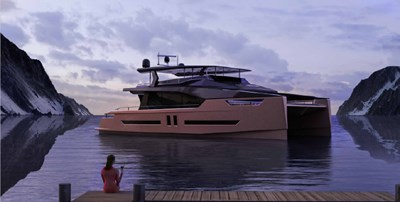 2023 Alva Yachts Ocean ECO 90 4 2023 Alva Yachts Ocean ECO 90 2023 ALVA YACHTS Ocean ECO 90 Catamaran Yacht MLS #273313 4