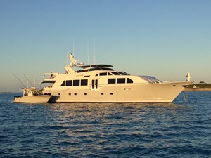 INDEPENDENCE 3 1 INDEPENDENCE 3 1997 BROWARD Raised Pilothouse  Motor Yacht Yacht MLS #273318 1