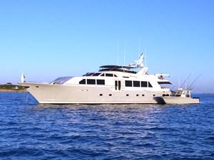 INDEPENDENCE 3 2 INDEPENDENCE 3 1997 BROWARD Raised Pilothouse  Motor Yacht Yacht MLS #273318 2