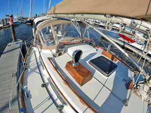 PERFECT PITCH 17 Deck, Looking Aft