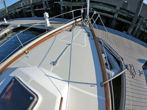PERFECT PITCH 15 Foredeck