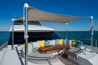 SEA N SEA 19 Sea N Sea- Fore deck seating
