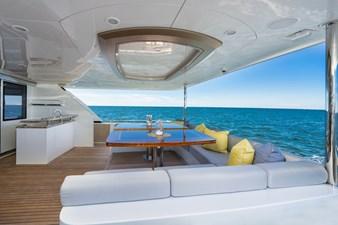 SEA N SEA 10 Sea N Sea - Aft deck