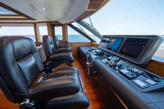 SEA N SEA 34 Sea N Sea- Helm
