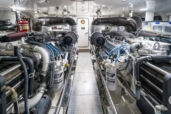 SEA N SEA 52 Sea N Sea- Engine Room