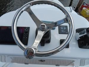 Boogie Man 13 Steering Wheel