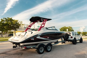 Yamaha Boats 212X 20