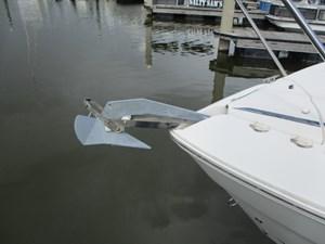 Missy Spent Money 10 10. 30' Rinker Plow Anchor