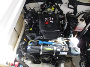 Missy Spent Money 31 31. 30' Rinker 5.0 MPI Starboard Engine
