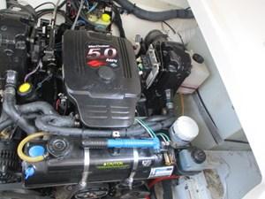 Missy Spent Money 32 32. 30' Rinker 5,0 MPI Port Engine