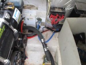 Missy Spent Money 33 33. 30' Rinker Waterheater,Battery Charger and Bildge